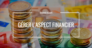 Gérer l'aspect financier